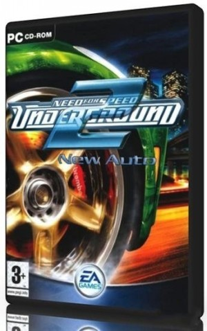 Need for Speed Underground 2 (INTERNET) [RUS]