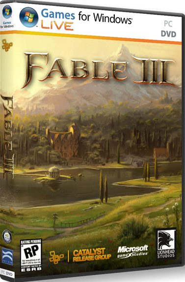 Fable 3 [DLC Pack] (RUS)