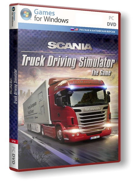 Scania Truck Driving Simulator: The Game (RUS, ENG) 2012