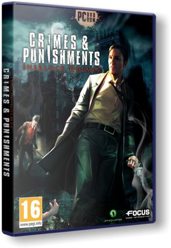 Sherlock Holmes- Crimes & Punishments (v.1.0) (2014) [RePack, RUS | ENG, Adventure]