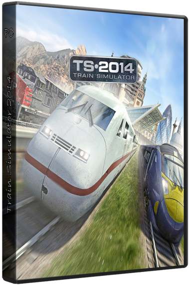 Train Simulator 2014: Steam Edition [v 39.3a] (2013)