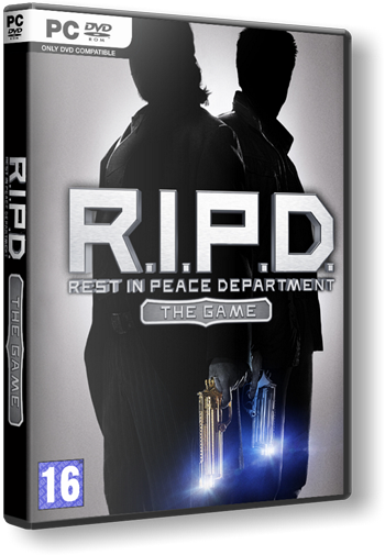 R.I.P.D. The Game (2013) PC | Repack