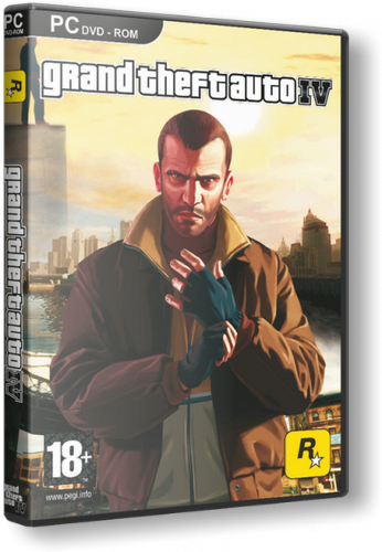 Grand Theft Auto IV: Ultra Mod (RUS/ENG) [RePack]