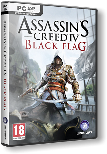 Assassin's Creed IV Black Flag: Deluxe Edition (2013/PC/Rus)