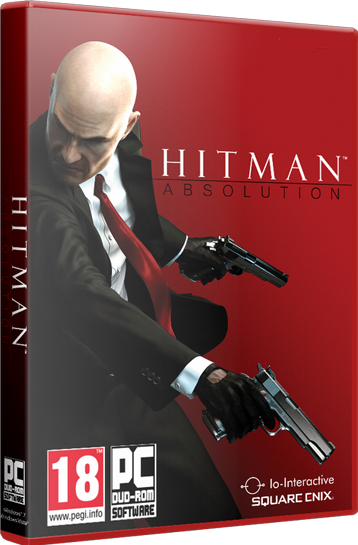 Hitman Absolution: Professional Edition [v 1.0.447.0 + 11 DLC] (2012) PC | RePack